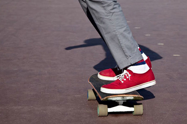 8 Things You Didn't Know About Skate Shoes