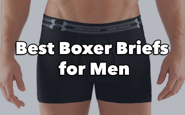 Top 10 Best Boxer Briefs for Men - Comfortable Underwear - Cool Men ... 124ae629890d