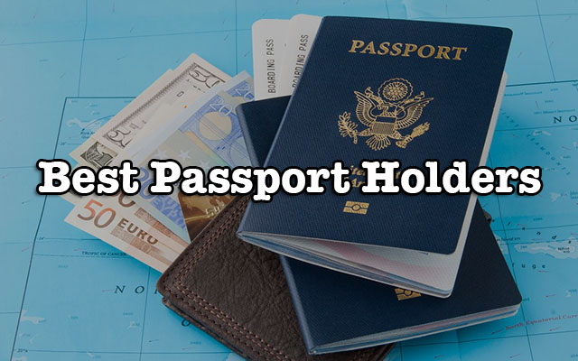 26a220bed8e Best Passport Cover For Men Updated 2018 - Cool Men Style 2019