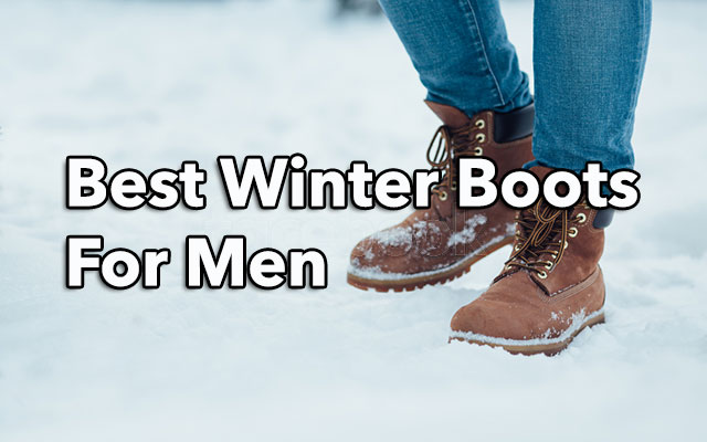 The Best Winter Boots for Men 2019 | GQ