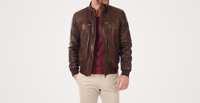 ad4339f7d How To Choose Best Leather Jackets For Men - Cool Men Style 2019