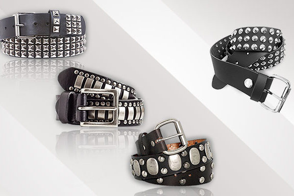 Best Studded Belts For Men 2018