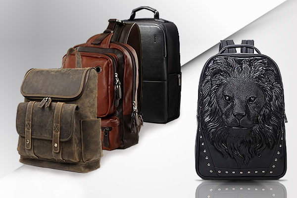 Best and Stylish Leather Backpacks for Men (Updated 2018)