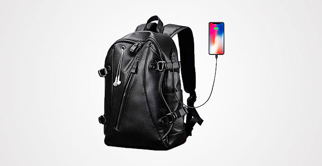 Best And Stylish Leather Backpacks For Men Updated 2018 Cool Men