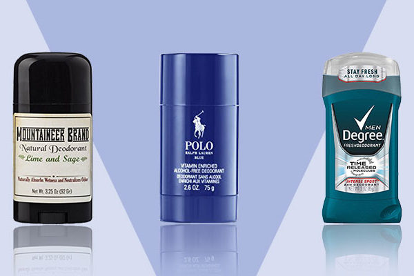 The Best Deodorants For Men