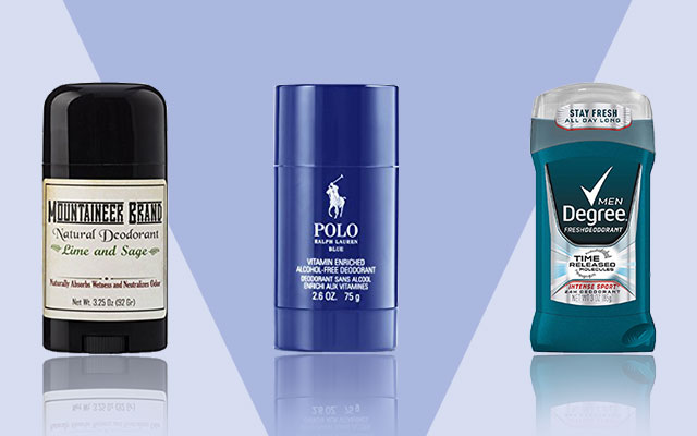 Best Deodorant For Men 2019 The Best Deodorants For Men   Cool Men Style 2019
