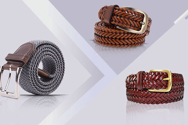Top Braided Belts For Men 2018