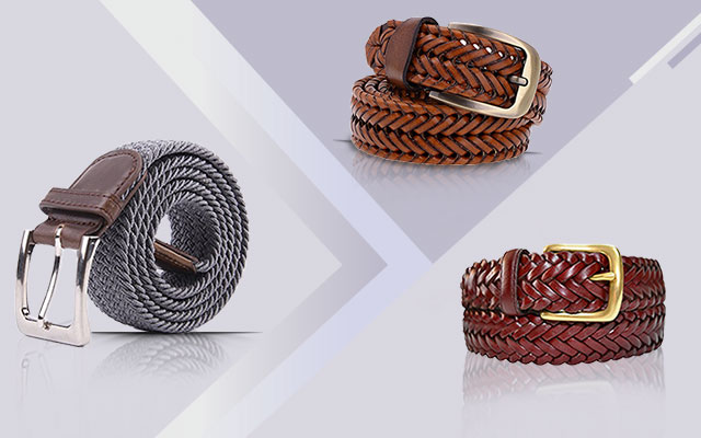 Top Braided Belts For Men 2018 Cool Men Style 2019