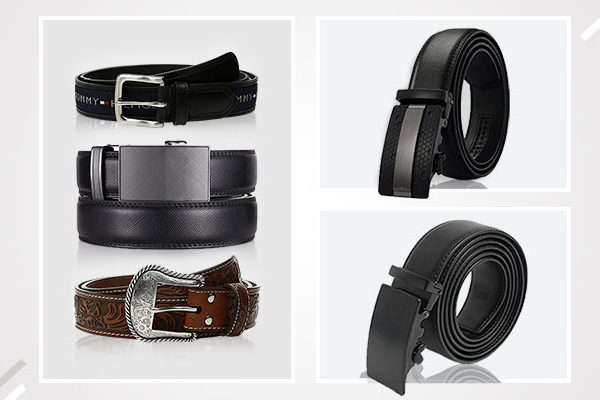 Top Leather Belts For Men 2018