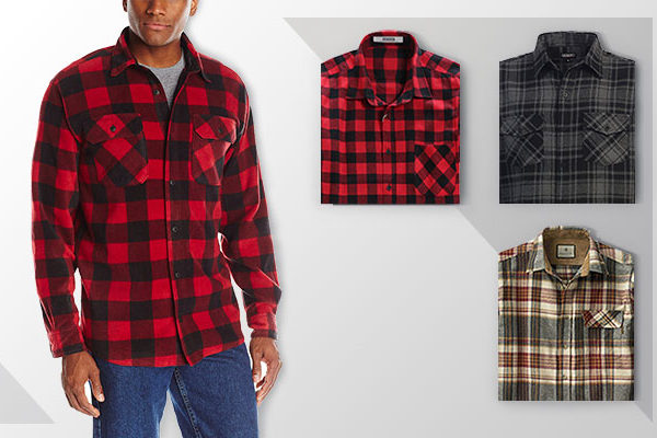 Best Flannel Shirts for Men