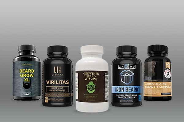 Best Beard Vitamins to Grow a Better Beard