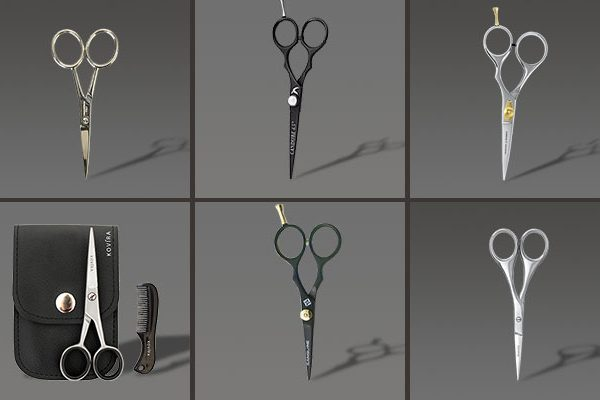 Best Mustache Scissors For Men