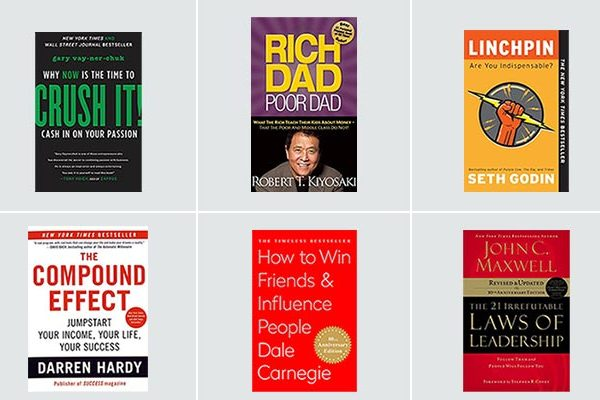 Top Self-Improvement Books Every Guys Should Read