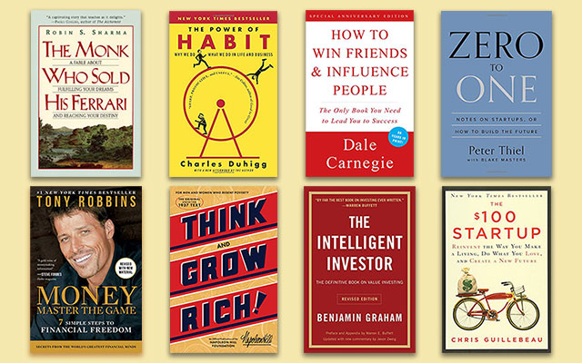 15 Business Books Everyone Should Read Cool Men Style 2018