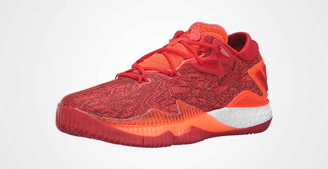 online store efdaf e0053 Adidas Performance Mens Crazylight Boost Low 2016 Basketball Shoe