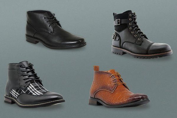 Best Sleek Ankle Boots For Men