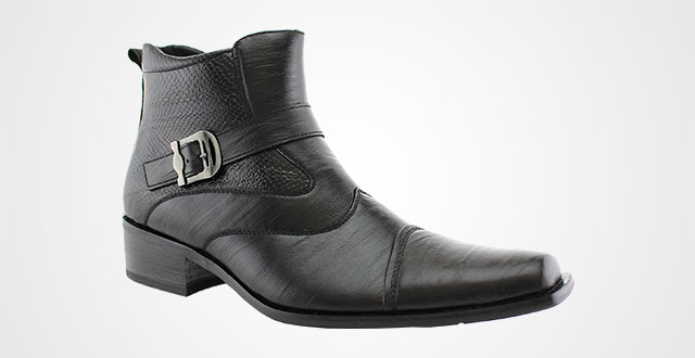 Best Sleek Ankle Boots For Men - Cool