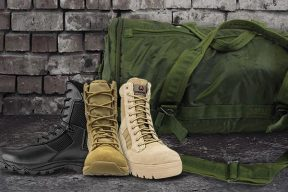 Best Military Boots For Men