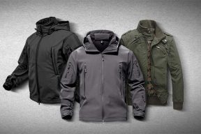 Best Tactical Jackets For Men 2018