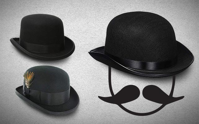 12fa6d98e Best derby bowler hats for men - Cool Men Style 2019
