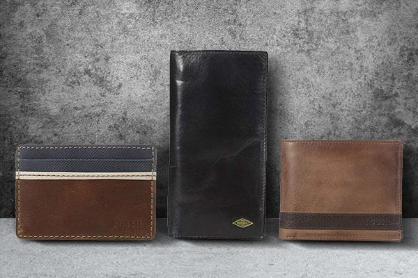 Top Fossil Wallets For Men