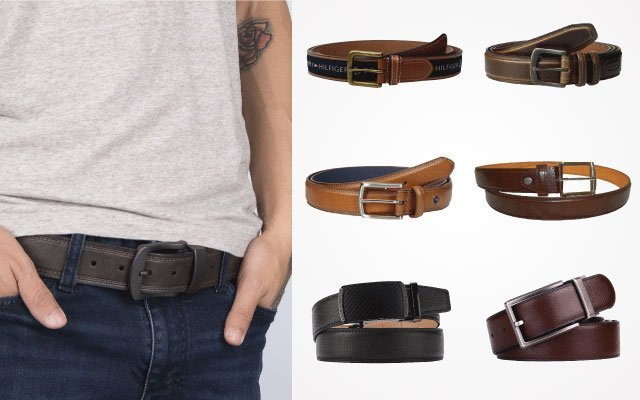 Dickies Mens Braided Belt