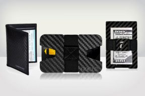 Top Cool Carbon Fiber Wallet
