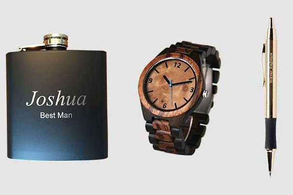 Top Coolest and Meaningful Engraved Gifts for Men