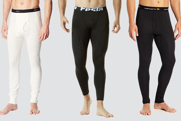 Best Thermal Underwear for Men in 2019