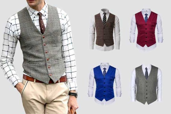 Top Must-Try Waistcoats for Men 2019