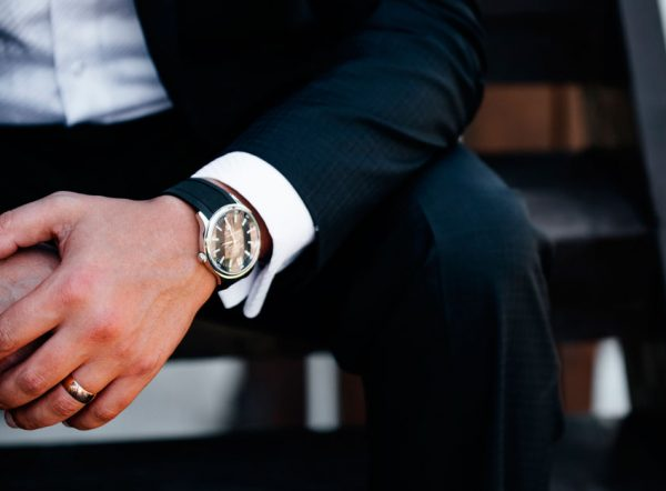 How To Become A Real Gentleman In Just 5 Steps