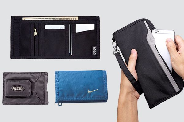 15 Best Nylon Wallets for Men in 2019