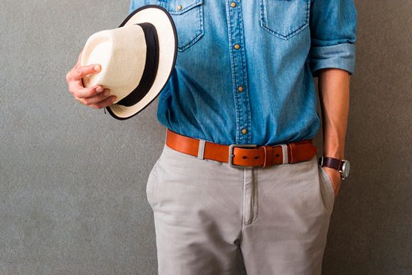 5 Basic Belt Rules Every Man Should Know