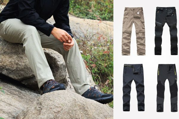 Top 13 Best Hiking Pants For Men in 2019